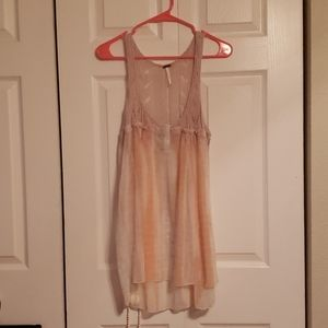 Free People Size M Blouse